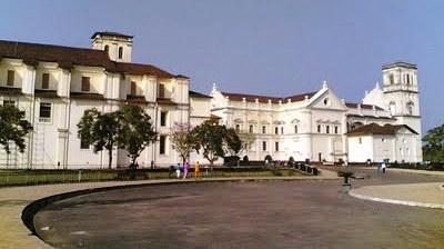 Churches Goa Churches in Goa